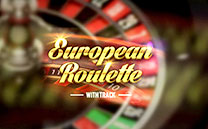 European Roulette with track