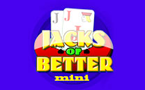 Jacks or Better Mini